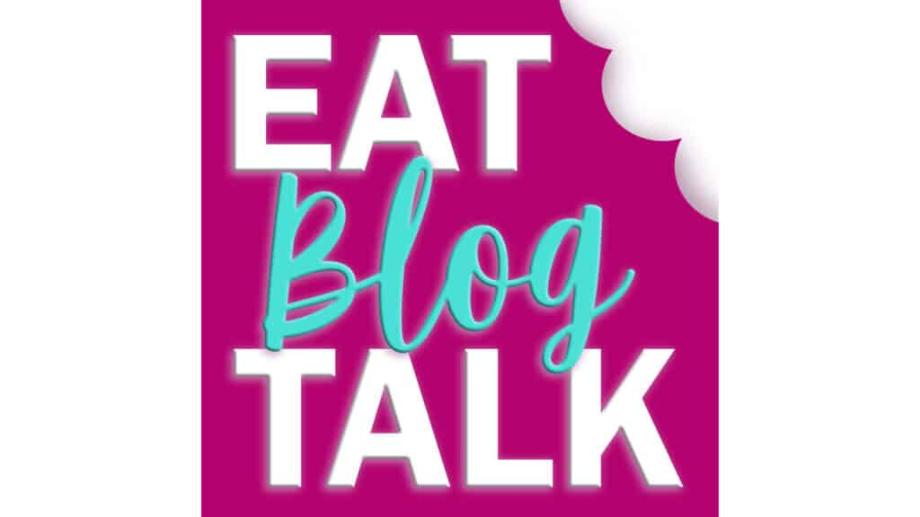 Eat Blog Talk logo